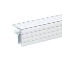 1 m Adam Hall 6107 Aluminium Casemaker 30x30 mm Einschub 9,5 mm