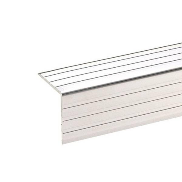 2 m Adam Hall 6105 Aluminium Kantenschutz 30x30 mm