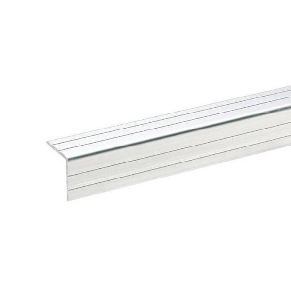 2 m Adam Hall 6109 Aluminium Kantenschutz 22x22 mm