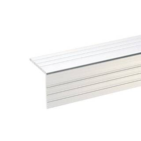 1 m Adam Hall 6111 - Aluminium Kantenschutz 35x35 mm