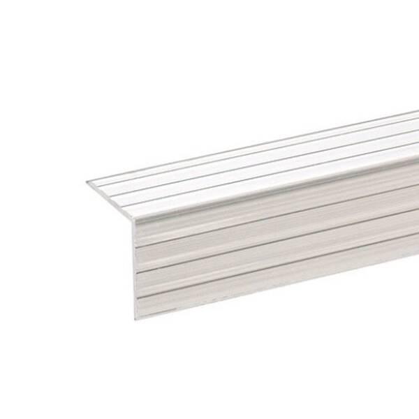 1 m Adam Hall 6115 Aluminium Kantenschutz 25x25 mm