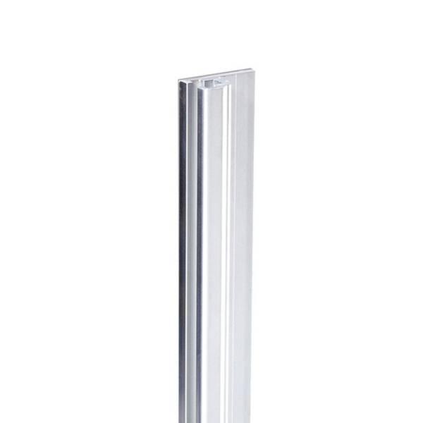 1 m Adam Hall 6161 Aluminium Rackschiene stufenlos