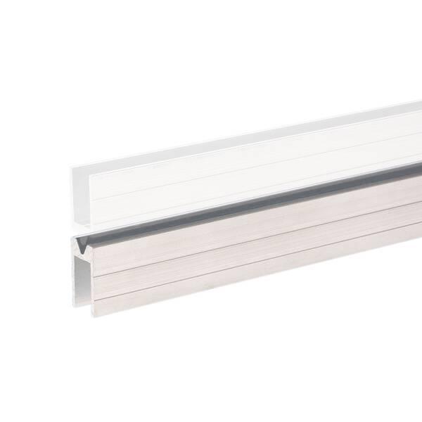2 m Adam Hall 6206 F Aluminium Schließprofil female Einschub 10 mm