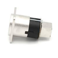 Neutrik NA USB-3 Reversible USB 3.0 Einbaubuchse Nickel...