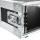 """2 HE Amp Rack 19"""" Double Door 45 CM Flightcase Butterfly orange"""