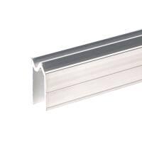 Adam Hall 6201 Aluminium Hybrid Schließprofil Einschub 11 mm