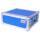 """4 HE Rack Case 19"""" Double Door Rack 45 CM blau RSH"""
