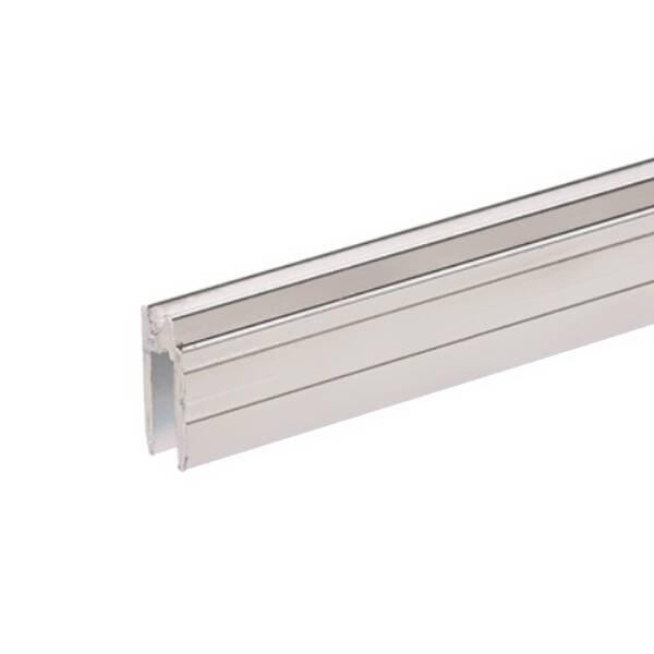 Adam Hall 6302 Aluminium Hybrid Schließprofil Einschub 7 mm