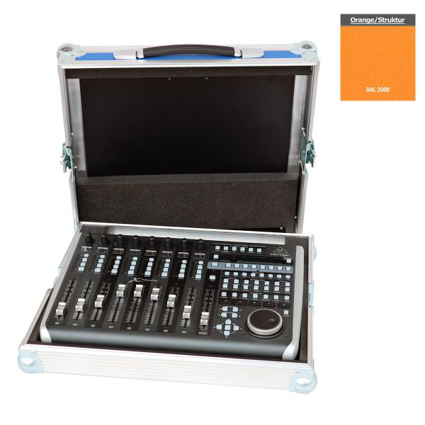 Haubencase für Behringer X-Touch - orange