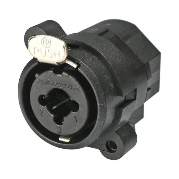 Neutrik NCJ 6 FIS - XLR/Klinke Combo Buchse