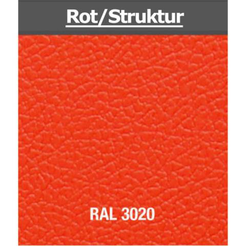 rot (RAL 3020)